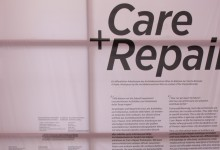 Care+Repair @ Vienna Biennale